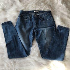 Levi's 711 Skinny Denim Jeans